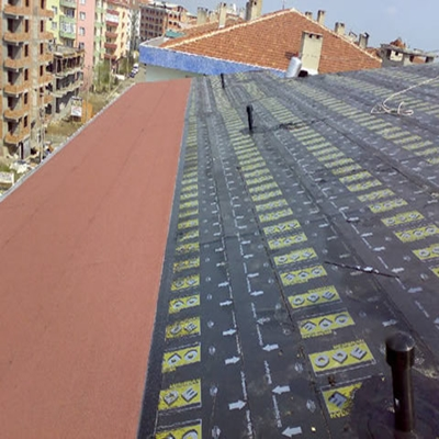 Çatı izolasyon işleri