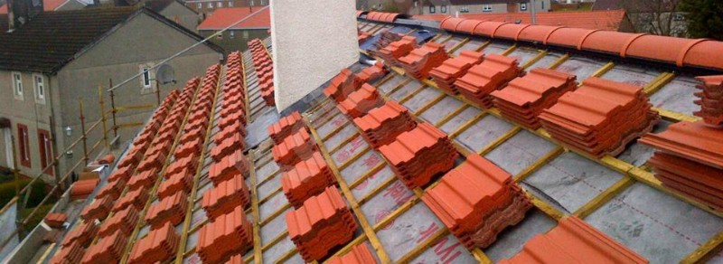 kiremit çatı